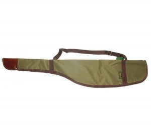 Bisley Green Canvas Rifle Cover