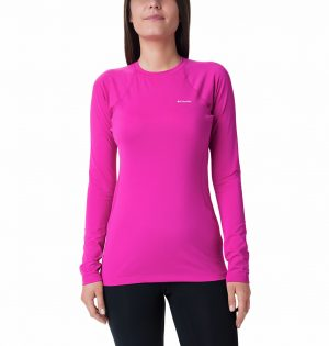 Columbia Women's Midweight Stretch Baselayer Long Sleeve Top