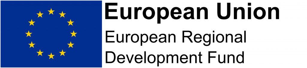 EU Logo ERDF