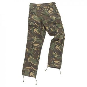 Fort Camo Combat Trousers