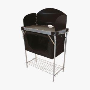 Highlander Steel Kitchen Stand & Cupboard