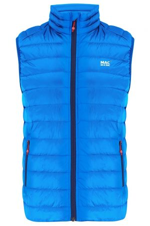 MAC IN A SAC MENS DOWN GILET