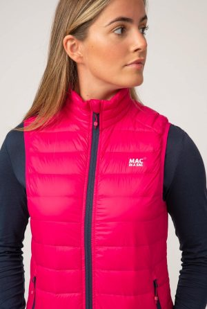 Mac in a Sac Women's Down Gilet