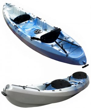 "Winner Nereus Double 2+1 seat ""sit-on"" Kayak"