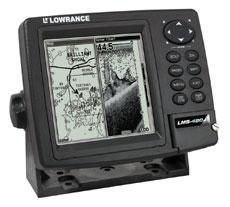 Lowrance LMS-480m