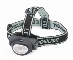 8+2 LED Mini Headlight