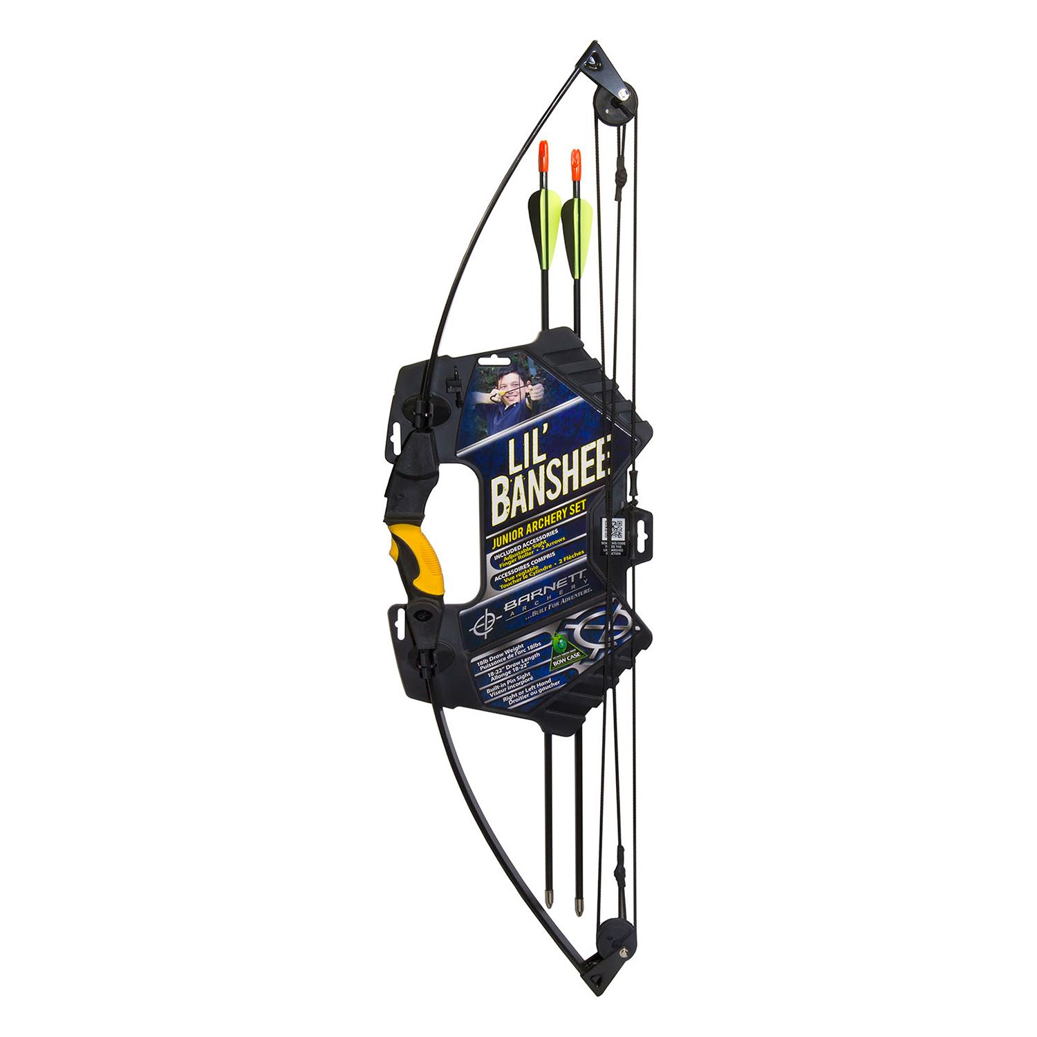 Barnett Lil Banshee Jr. Compound Archery Set