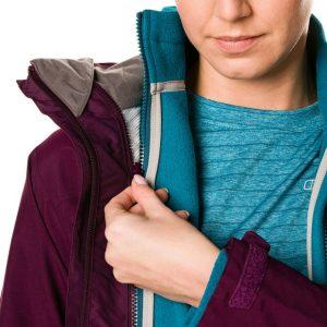 Berghaus Womens Prism Polartec Interactive Fleece