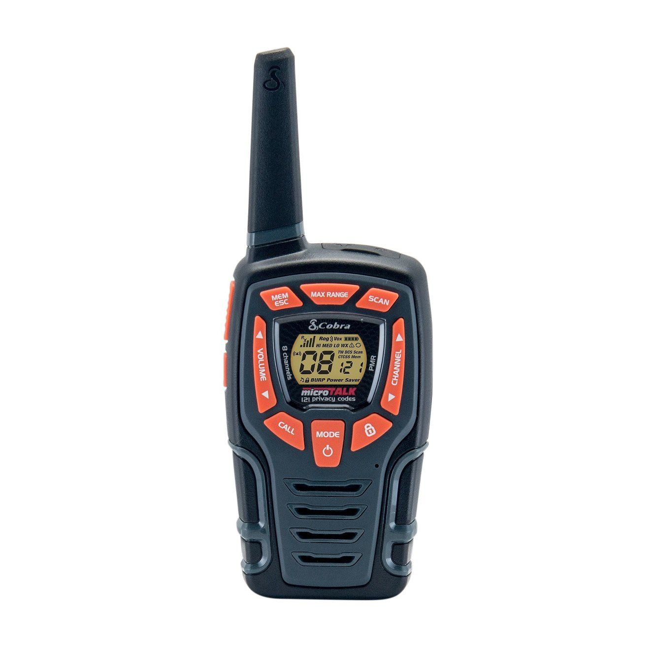 Cobra Adventure 10km 2-way Walkie Talkie