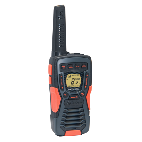 Cobra Adventure 12km Floating 2-Way Walkie Talkie