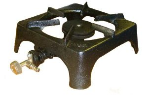 Continental Cast Iron Single Burner Stove
