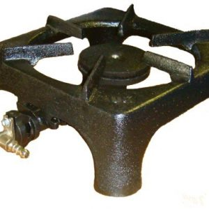 Continental Cast Iron Single Burner Stove