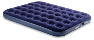 Highlander Double Flocked Airbed