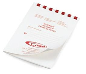 Gelert Waterproof Notebook
