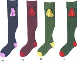 Merino Stocking Garter Sets