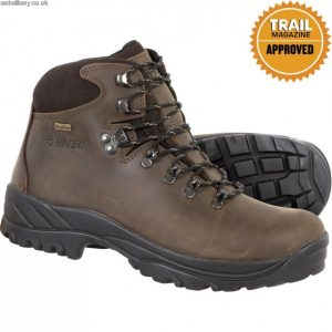 Hi-Tec Men's Ravine Waterproof Hiking Boots