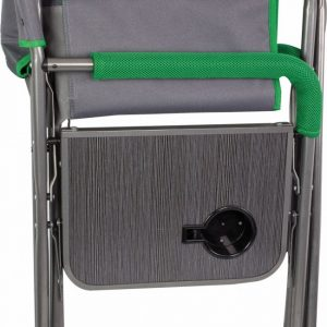 Highlander Lightweight Directors Camping Chair
