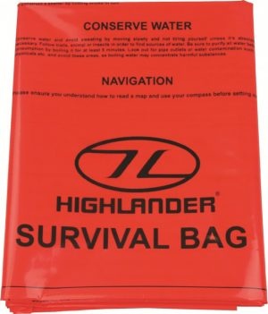 Highlander Single Surivial / Bivvy Bag