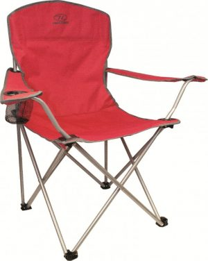 Highlander Traquair Folding Camp Chair