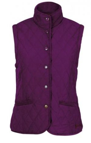 Jack Murphy Scarlet Quilted Gilet