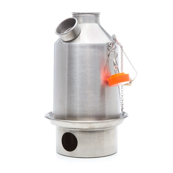 Kelly Kettle 'Scout' Stainless Steel 1.1 ltr