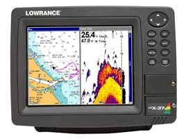 Lowrance LCX-37C