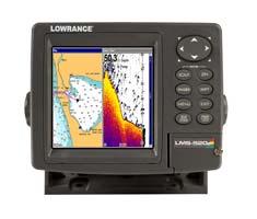 Lowrance LMS-520c