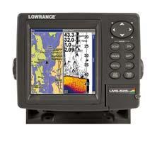 Lowrance LMS-525c DF