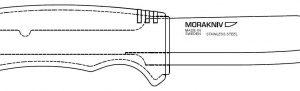 Mora Tactical SRT Knife