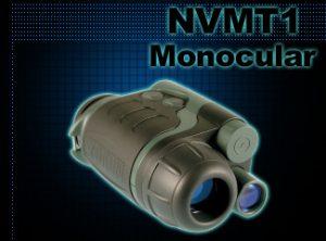 Yukon NVMT Spartan 2×42 Night Vision Monocular