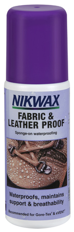 Nikwax Fabric & Leather Proof