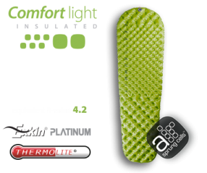 Sea to Summit Comfort Light Insulated Regular