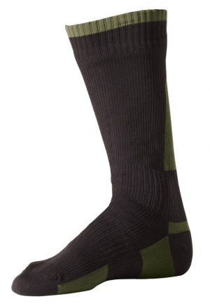 Sealskinz Thick Mid Length Waterproof Sock