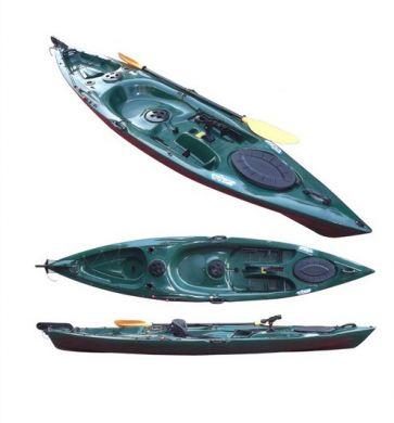 "Winner ""Dave"" Sea/River Fishing Kayak"