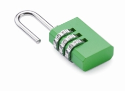 Travel Combination Padlock