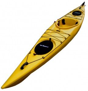"Winner Dreamer Single ""Sit-in"" Sea/River Kayak"