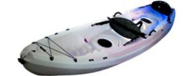 """Winner Nereus Double 2+1 seat """"sit-on"""" Kayak"""