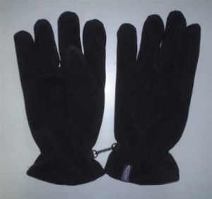 Unisex Breeze Blocker Fleece Glove