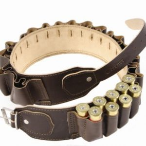 Bisley Double Leather Cartridge Belt