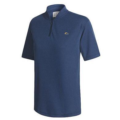 Lowe Alpine Dry-Flo Henley T-Shirt