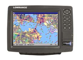 Lowrance GlobalMap 9200c