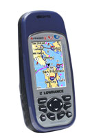 Lowrance iFINDER H20c