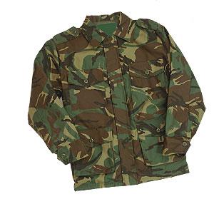 Kids Camo Combat Jacket