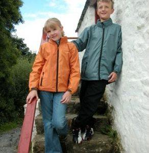 Kids Classic Mac in a Sac Jacket