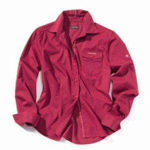 Craghoppers Women's Kiwi Long-Sleeved Shirt