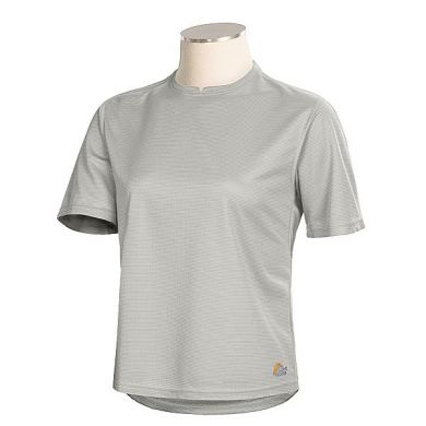 Lowe Alpine Dryflo® Underwear Top – Lightweight Light Grey