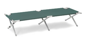 Highlander Super Light Folding Camp Bed