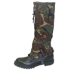 Camo Military Gaiter