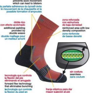 Mund Andes Trekking Sock