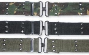 Cotton Pistol Belts
